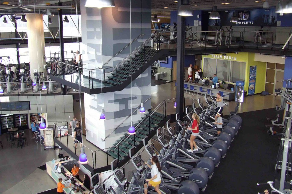Urban Active Gym At Polaris Parkway in Columbus, OH