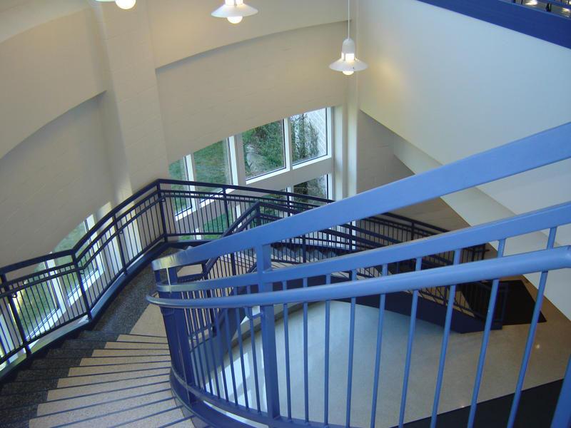 Marietta College Stairway