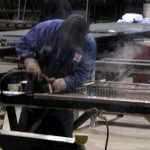 Prefabricated Stair Rail Welding