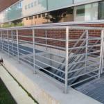 Galvanized Exterior Railing