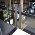 Glass Panel Guard Rails