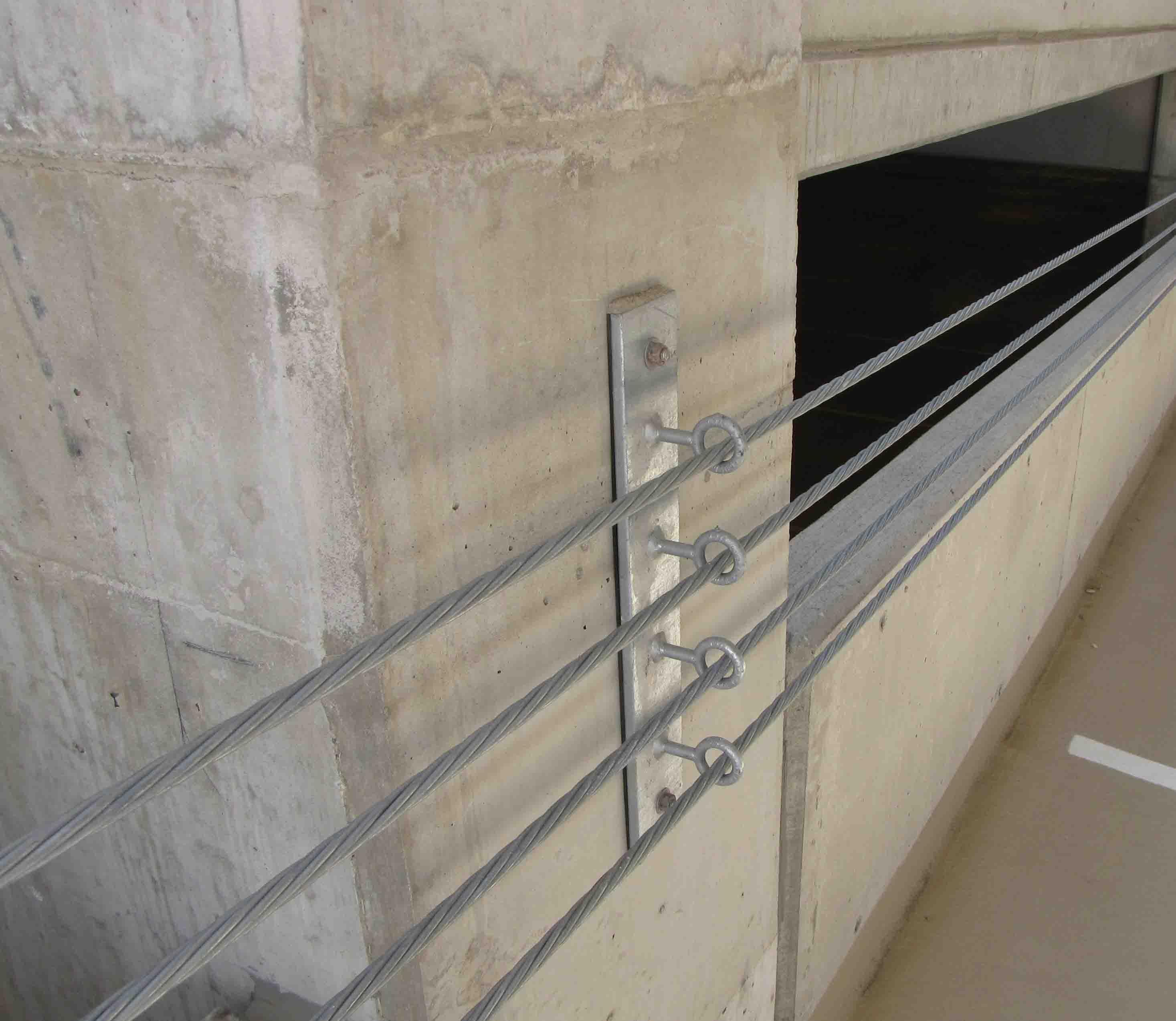 Custom Metal Handrails Stairs Pinnacle Metal Products
