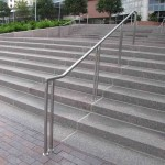 Stainless Steel Exterior Hand Rails
