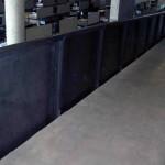 Steel Panel Guard Rails