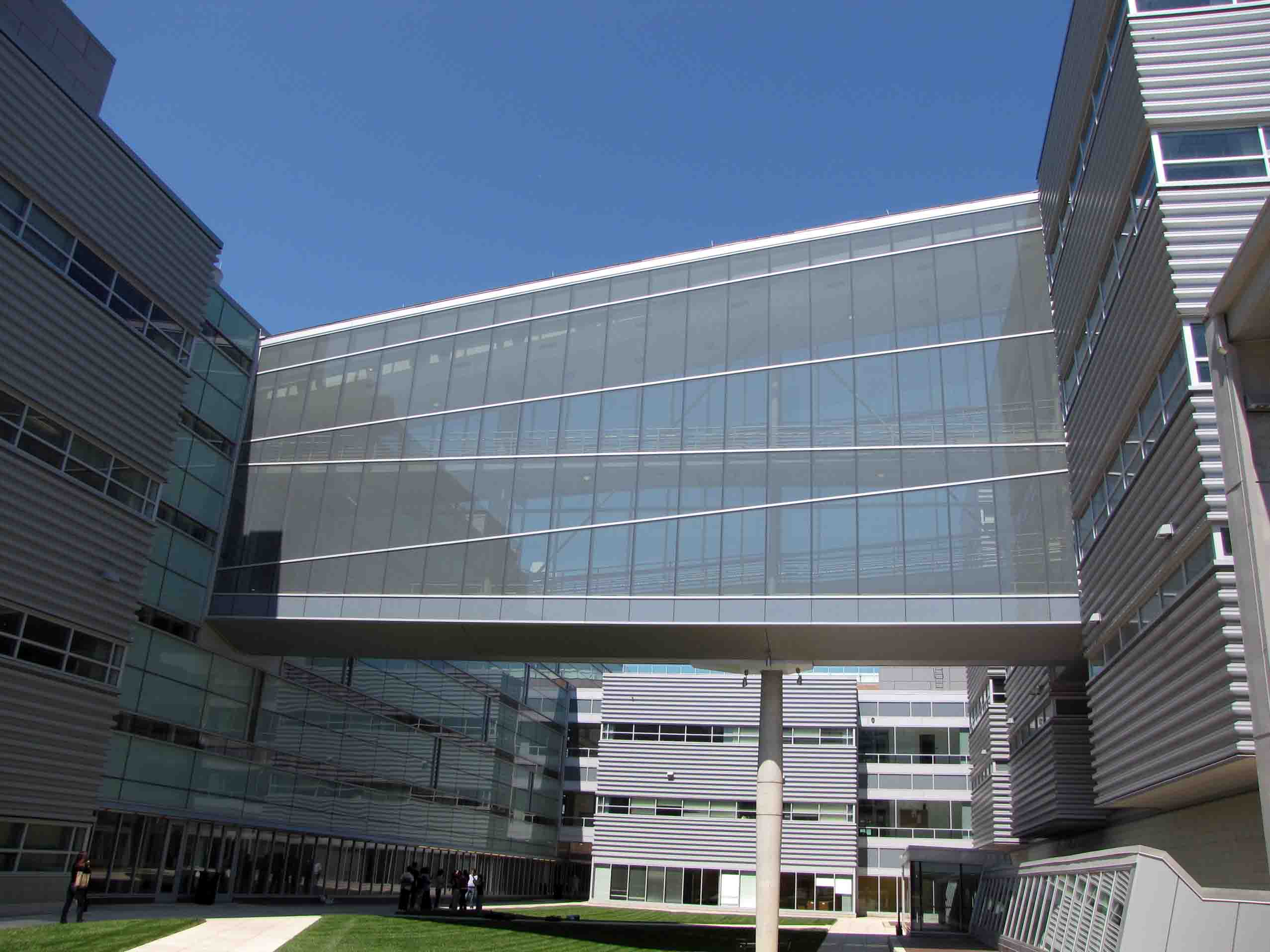 mechanical engineering building at the ohio state university in